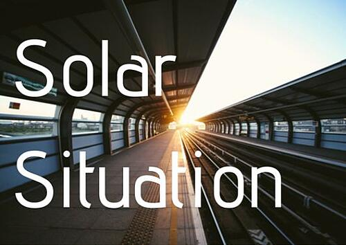Solar Situation: An Interview With Frank Jeffrey Blog Post Title Graphic